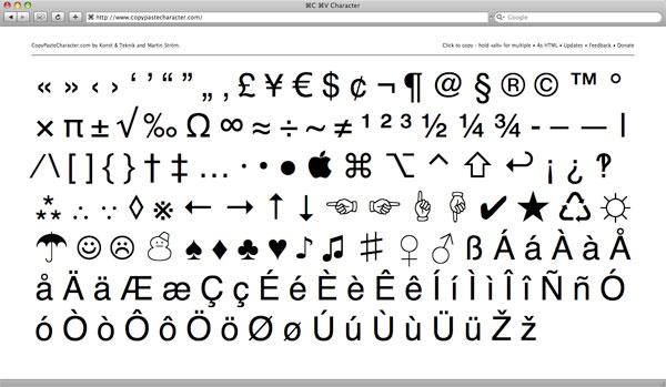 Hidden Keyboard Symbols Images Free Symbol Design Online